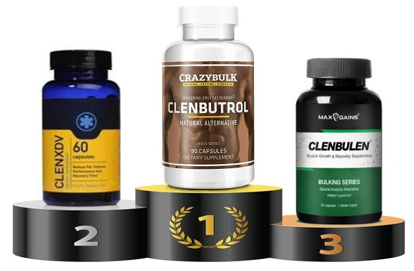 Top 3 Clenbuterol Alternatives