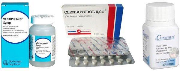 Clenbuterol Brands